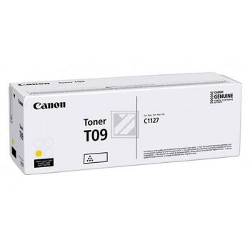 Canon Toner-Kartusche gelb (3023C006AA, T09Y)