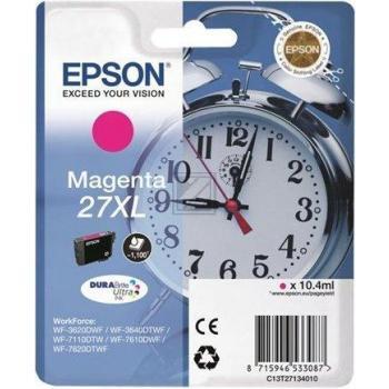 Epson Tintenpatrone magenta HC (C13T27134020, T2713)