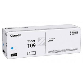 Canon Toner-Kartusche cyan (3021C006AA, T09C)