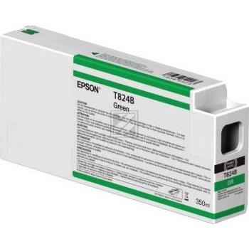 Epson Tintenpatrone grün (C13T824B00, T824B)