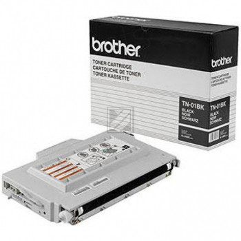 Brother Toner-Kit schwarz (TN-01BK)