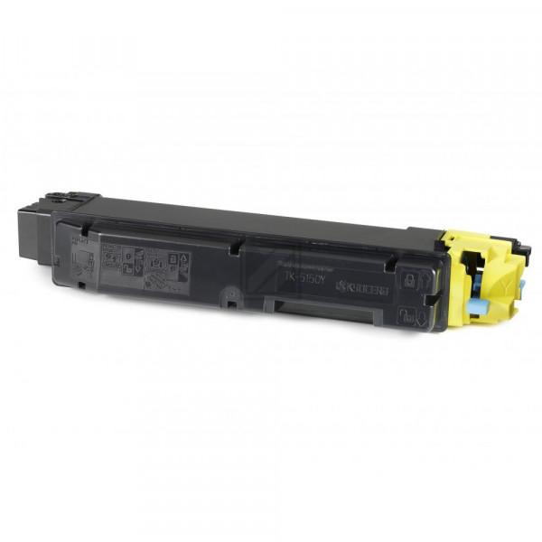 Kyocera Toner-Kit gelb (1T02NSANL0, TK-5150Y)