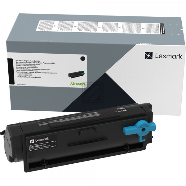 Lexmark B340HA0 Tonerkassette mit hoher Kapazität