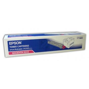 Epson Toner-Kartusche VDT magenta (C13S050284, 0284)
