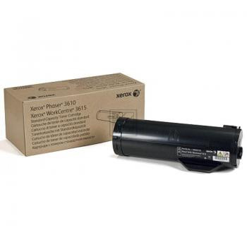 Xerox Toner-Kartusche schwarz HC (106R02721)