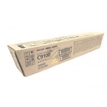 Ricoh Toner-Kit gelb (828381, Type C9100)