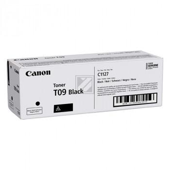Canon Toner-Kartusche schwarz (3020C006AA, T09BK)