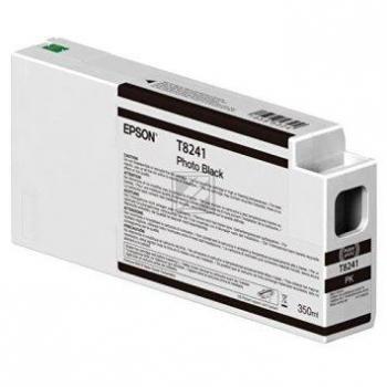Epson Tintenpatrone photo schwarz (C13T824100, T8241)