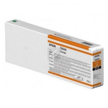 Epson Tintenpatrone orange (C13T804A00, T804A)