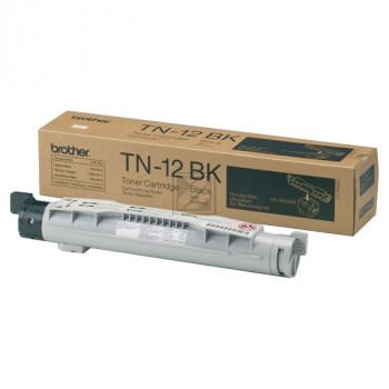 Brother Toner-Kit schwarz (TN-12BK)