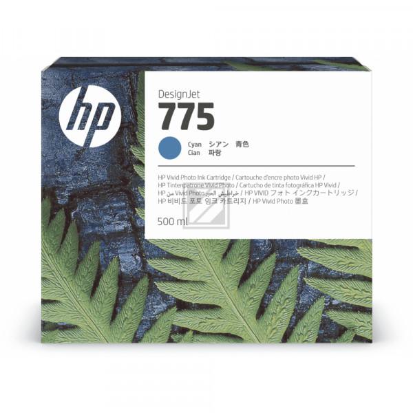 HP Tintenpatrone cyan (1XB17A)