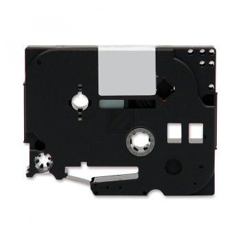 Brother Schriftbandkassette schwarz/gelb (TZE-631)