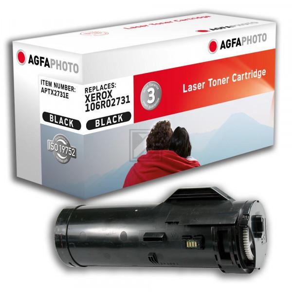Agfaphoto Toner-Kartusche schwarz HC plus (APTX2731E)