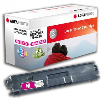 Agfaphoto Toner-Kit magenta (APTBTN421ME) ersetzt TN-421M