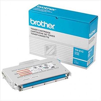 Brother Toner-Kit cyan (TN-01C)