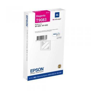 Epson Tintenpatrone magenta (C13T908340, T9083)