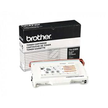 Brother Toner-Kit schwarz (TN-03BK)