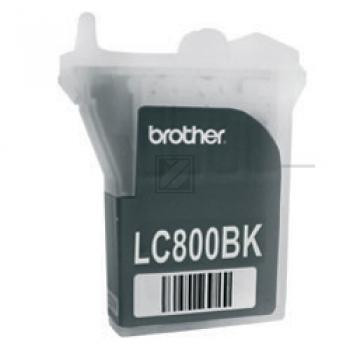 Brother Tintenpatrone schwarz (LC-800BK)