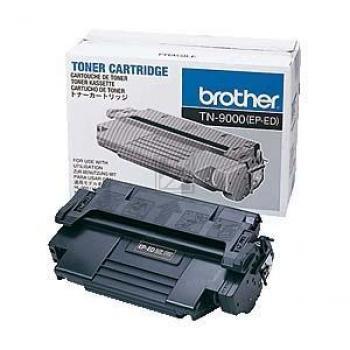 Brother Toner-Kit schwarz HC (26913, TN-9000)
