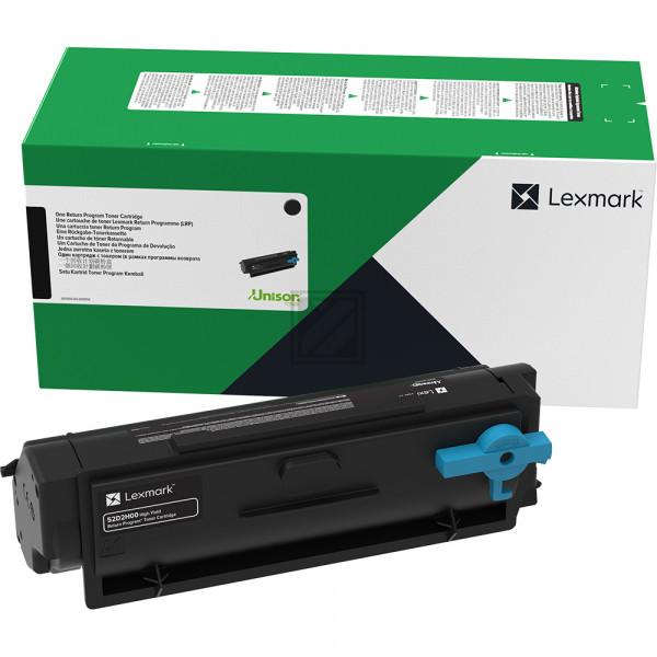 Lexmark B342H00 Rückgabe-Tonerkassette mit hoher Kapazität