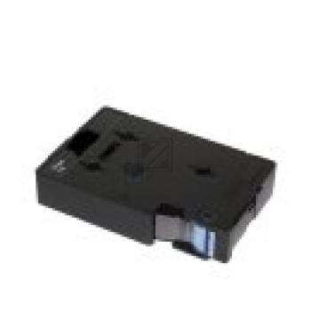 Brother Schriftbandkassette weiß/schwarz (TC-395)