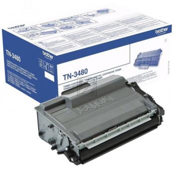 Brother Toner-Kit Projekt schwarz HC (TN-3480P)